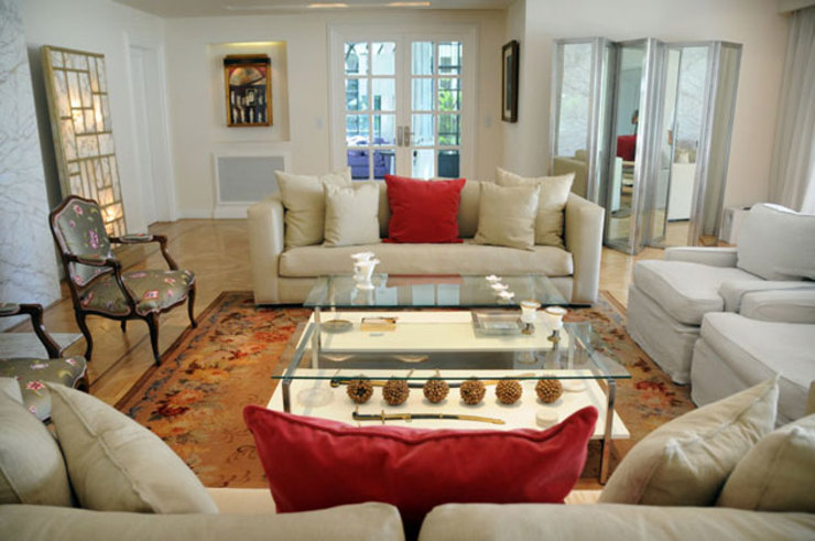 Estudio Susana Villaverde Modern living room
