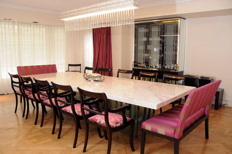 Estudio Susana Villaverde Modern dining room