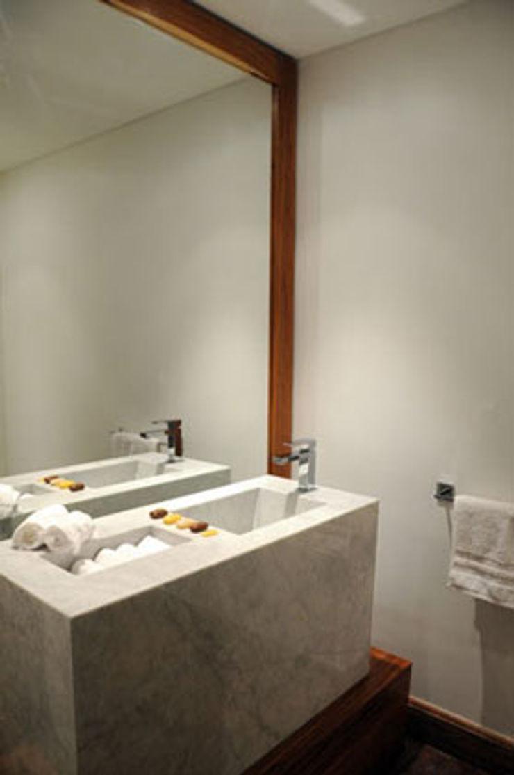 Estudio Susana Villaverde Modern bathroom