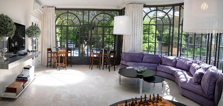 Estudio Susana Villaverde Modern conservatory
