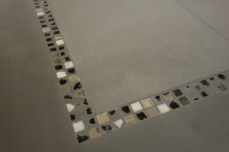 Cemento Italiano Geschäftsräume & Stores Grau