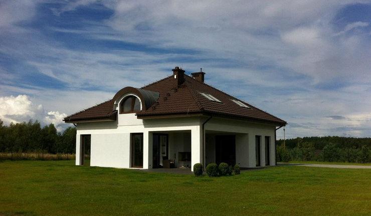 Pracownia Projektowa Wioleta Stanisławska Rumah Klasik