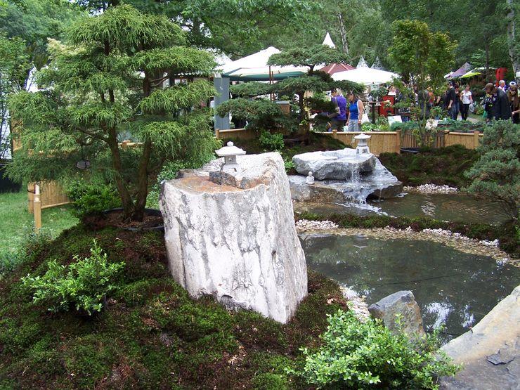 Messen & Events Kokeniwa Japanische Gartengestaltung Asiatisches Messe Design
