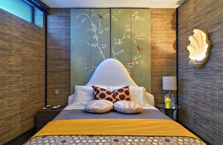 Viterbo Interior design Eclectic style bedroom