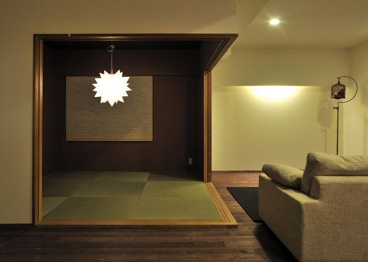 I邸MSリノベ 株式会社トキメキデザイン・アトリエ モダンスタイルの寝室