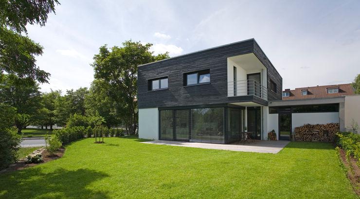 Hofmann Keicher Ring Architekten Дома в стиле модерн