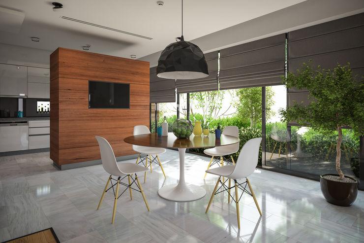 BUUN MOTTO ARCHITECTS Modern Kitchen