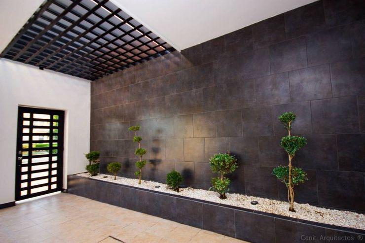 Cenit Arquitectos Modern garage/shed