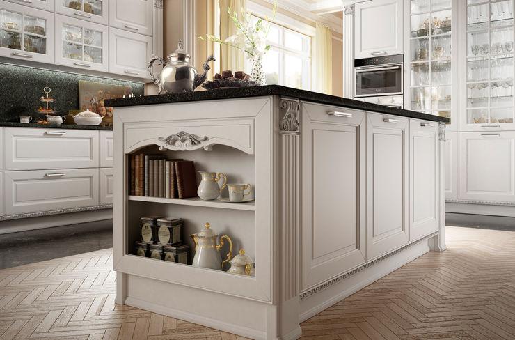 Dughiero studio KitchenStorage