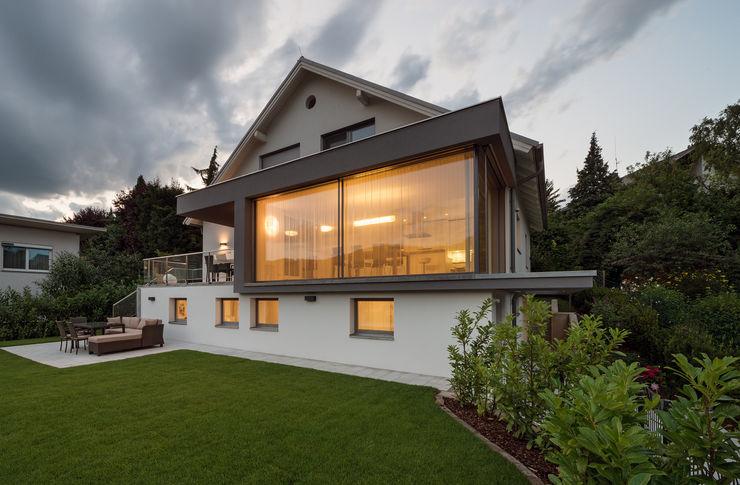 vorher / nachher Haus F Studio Berner.Stolz Architekten ZT-OG