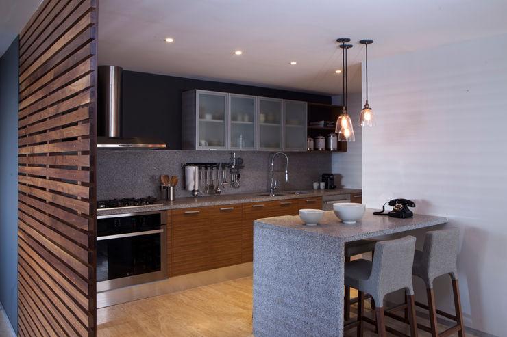 Basch Arquitectos Cocinas de estilo moderno