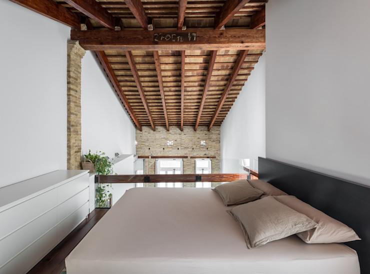 amBau Gestion y Proyectos Chambre moderne