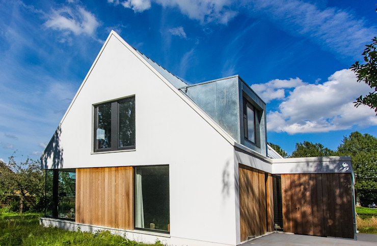 ScanaBouw BV Modern Houses