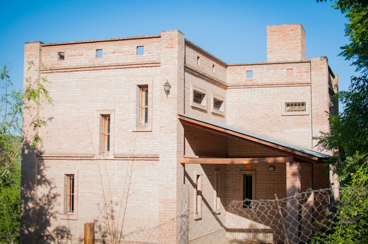 Abitar arquitectura Rustic style houses
