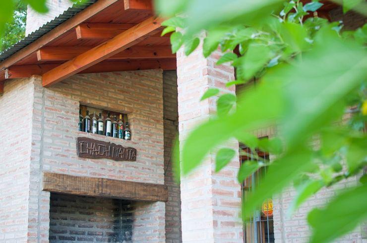 Abitar arquitectura Rustic style garden