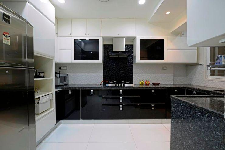 AIS Designs Modern style kitchen