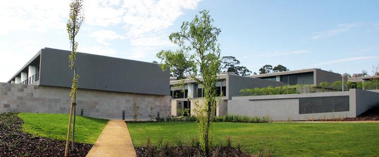 JARDIM PRIVADO DE URBANIZAÇÃO - MAIA Oh!land studio, lda Jardins modernos