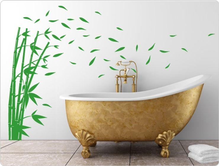 Bambus I-love-Wandtattoo.de BadezimmerDekoration