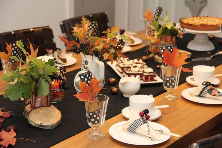In Herbstlaune Tischlein deck dich HaushaltAccessoires und Dekoration