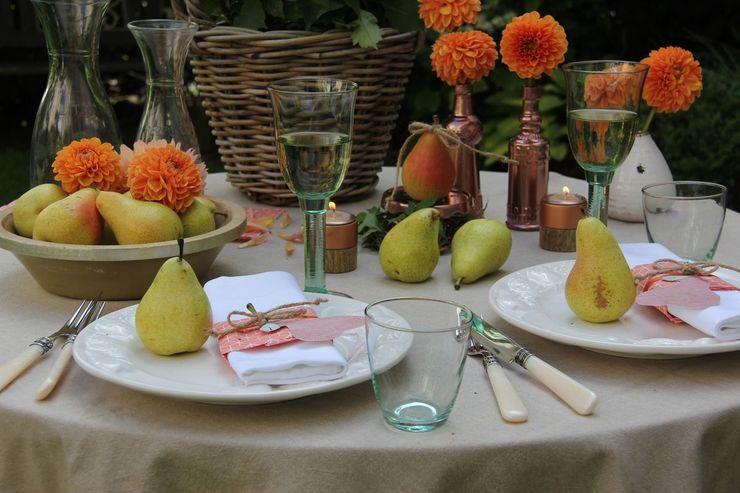 Goldener September Tischlein deck dich HaushaltAccessoires und Dekoration