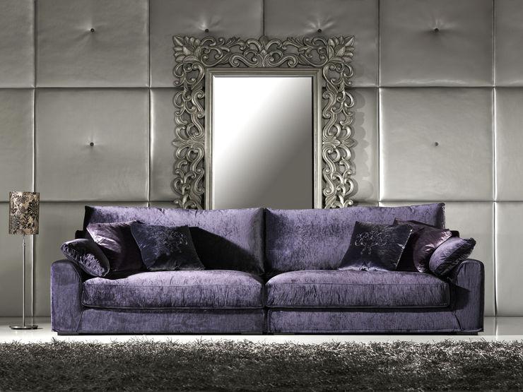 Intense mobiliário e interiores Living roomSofas & armchairs Tekstil Purple/Violet
