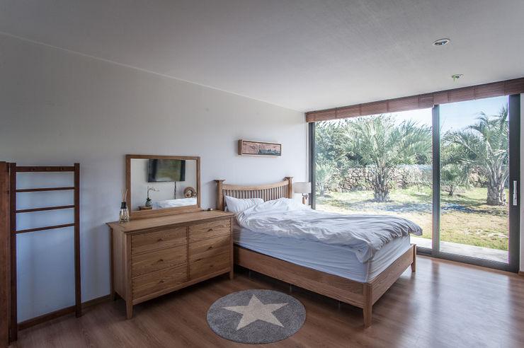 ZeroLimitsArchitects غرفة نوم