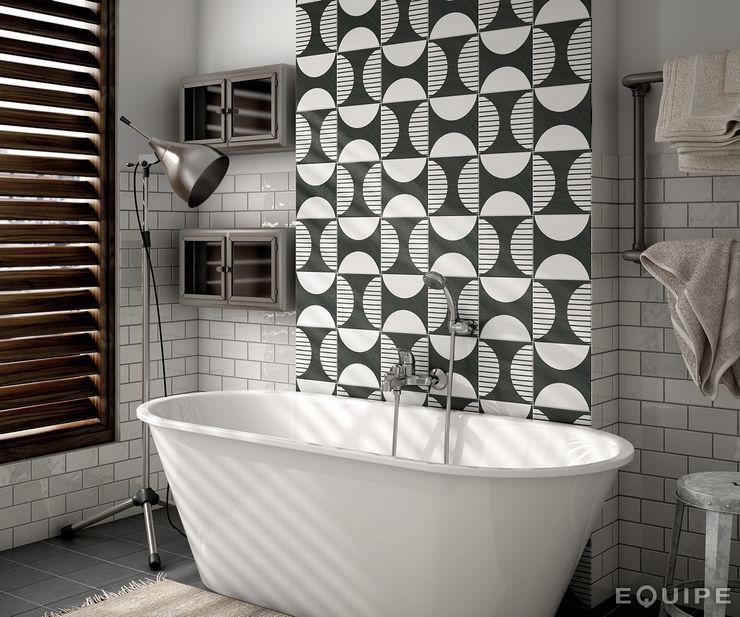 Equipe Ceramicas 現代浴室設計點子、靈感&圖片