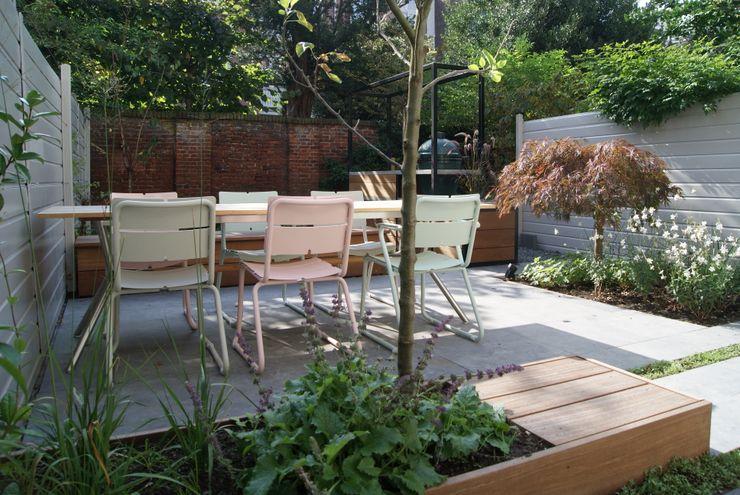 House of Green Modern garden