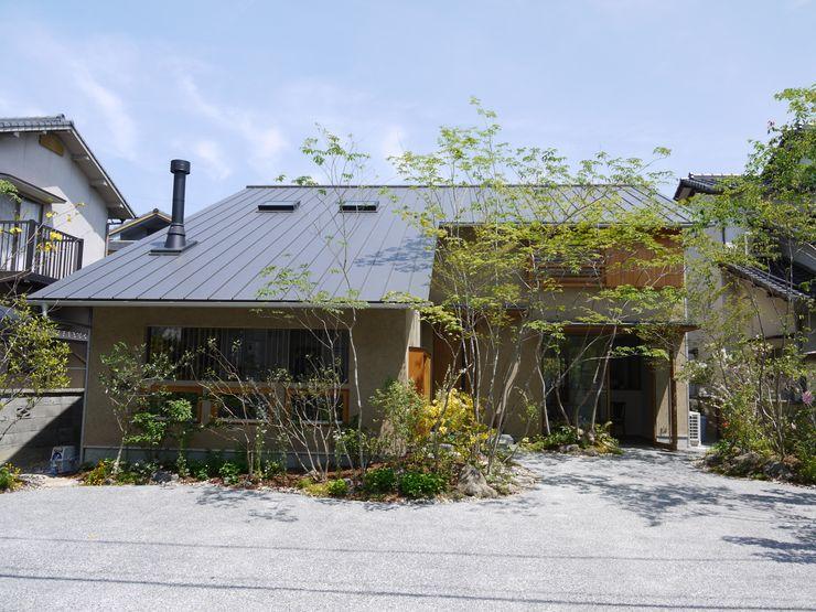 バウムスタイルアーキテクト一級建築士事務所 Moderne Häuser