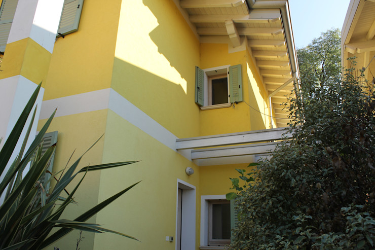 bonora immobiliare Дома в классическом стиле