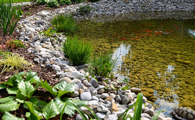 Privatgarten in Landsberg am Lech Verena Höhberger Landschaftsarchitektin Garten im Landhausstil