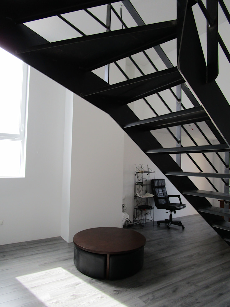 Paula Bianco Modern living room