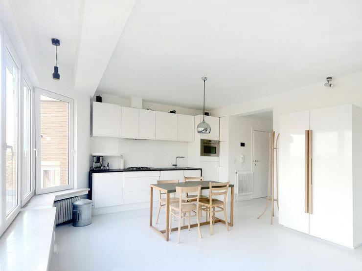 appartement JPA planomatic Cuisine minimaliste