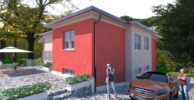 House in Torgiano Planet G Будинки