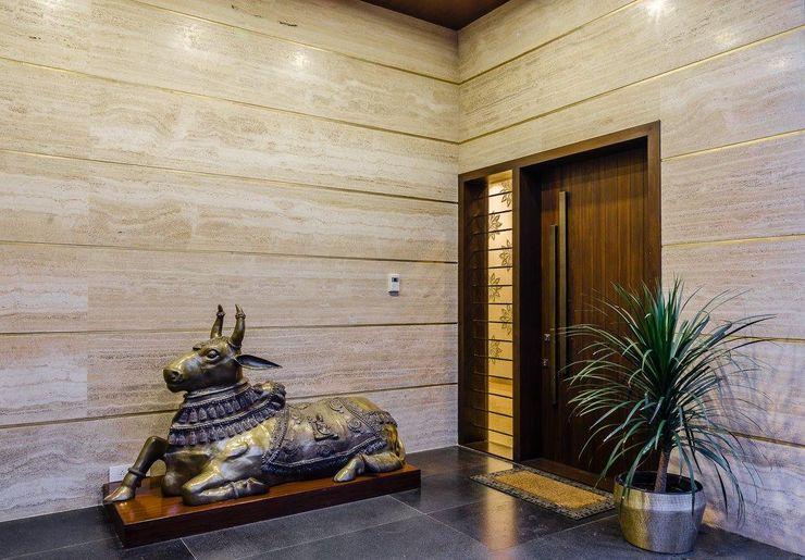In-situ Design Koridor & Tangga Modern