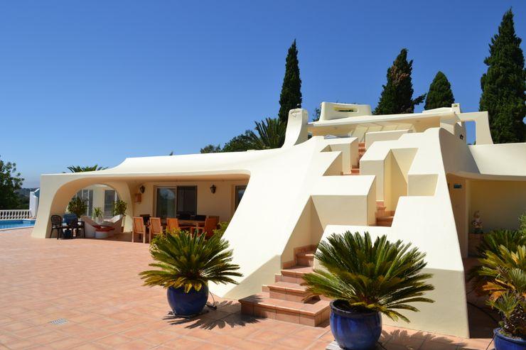 Exterior Renovation RenoBuild Algarve Будинки