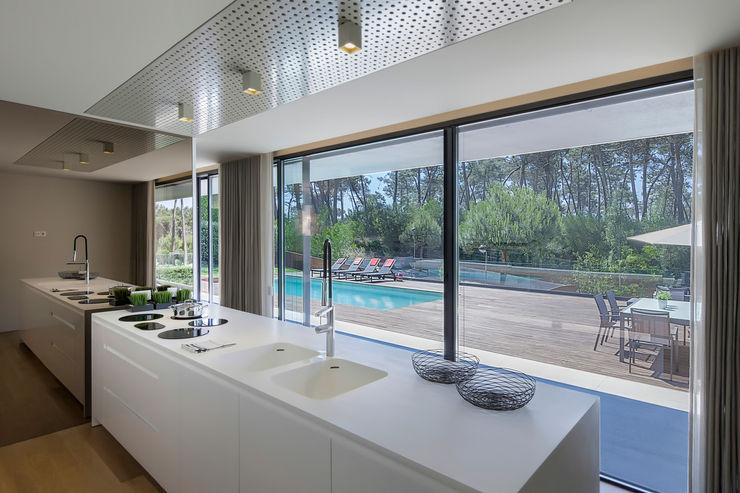 AM 2014 - Fão INAIN Interior Design Cozinhas modernas
