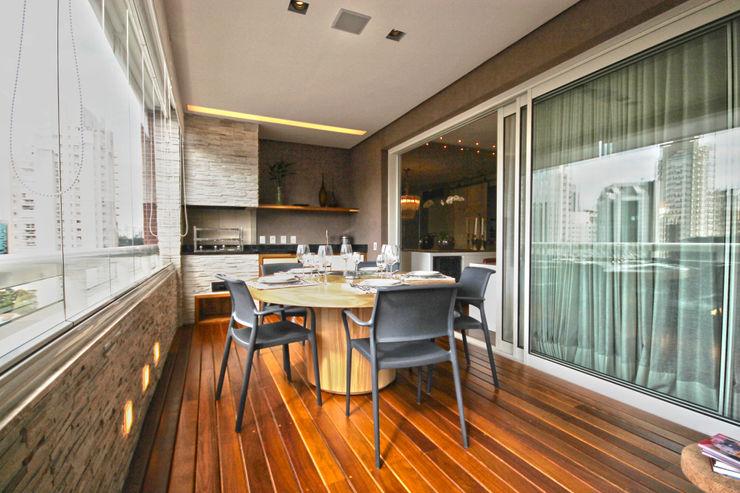 Officina44 Balcones y terrazas modernos: Ideas, imágenes y decoración
