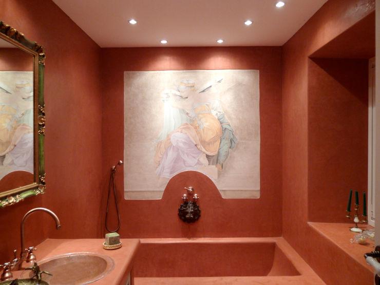 Claudia Bambagioni Classic style bathroom