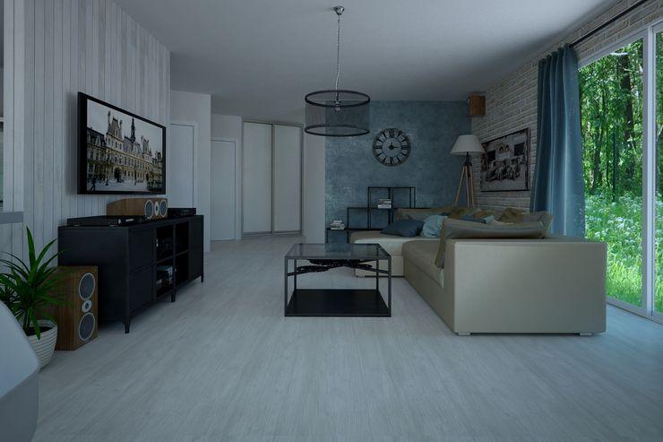 Exemples de realisations Tatiana Sukhova Salon industriel