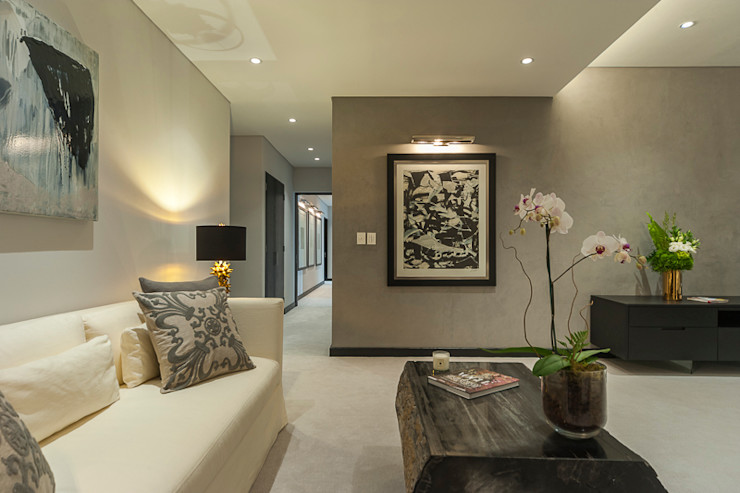 HO arquitectura de interiores Dormitorios de estilo clásico