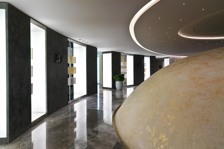 Spagnulo & Partners Eclectic style hotels