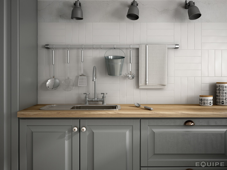 homify Colonial style kitchen