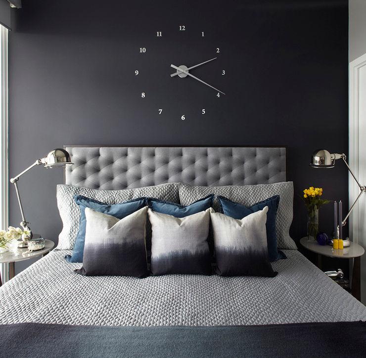 ANNA DUVAL Dormitorios de estilo moderno Azul