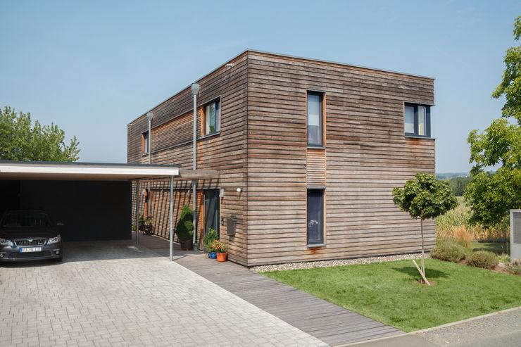Haus E. hümmer söllner architekten Klassische Häuser