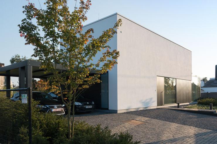 House WR Niko Wauters architecten bvba Minimalist houses