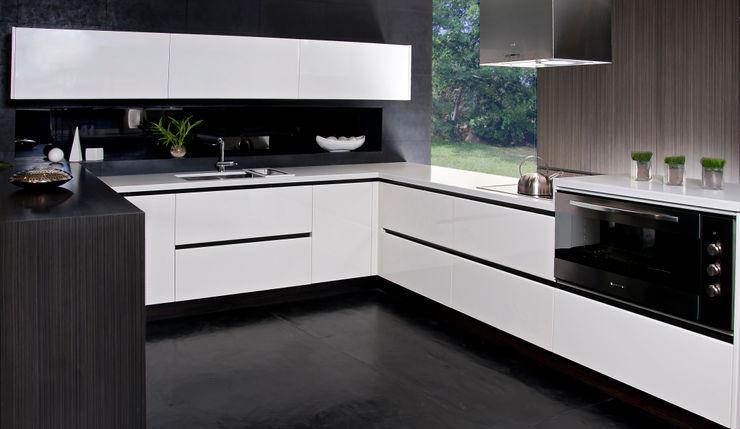 modelo LUX Domi Cocinas CocinaAlmacenamiento