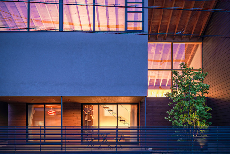 nobuyoshi hayashi Eclectic style houses