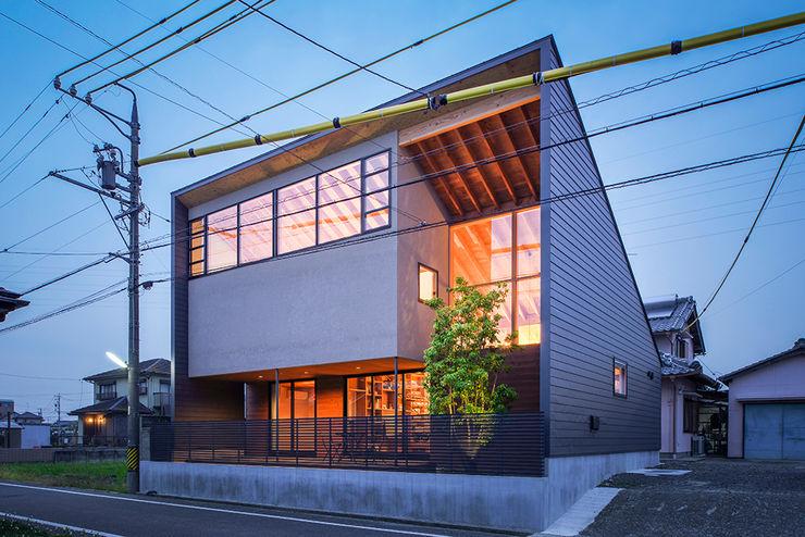 和泉の家 nobuyoshi hayashi オリジナルな 家