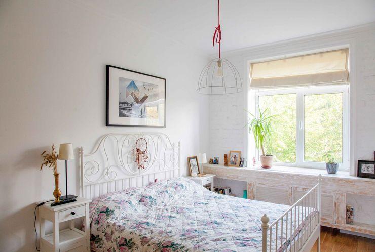 Mebius Group Scandinavian style bedroom